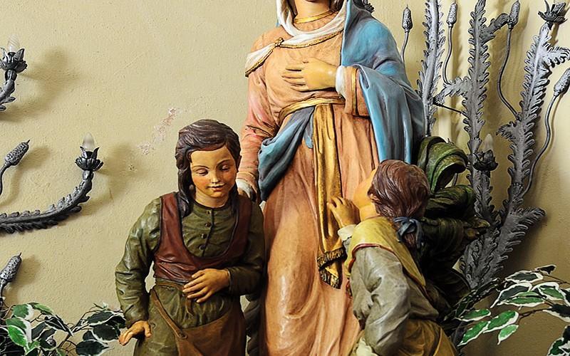 La Madonna della Foppa